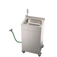 EPS1020 Hose Supply Portable Sink