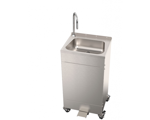 EPS1010 Foot Pump Operated Portable Sink