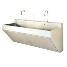4112 Compact Scrub Sink