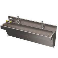 4172 Two Station Hand Wash Sink
