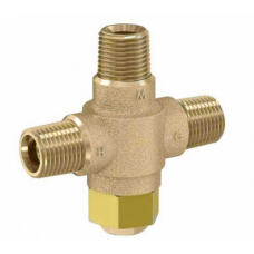 "1/2"" (NPT) Lead Free Lavatory Tempering Valve with Integral Mounting Feet"
