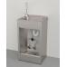 EPS1015 Hose Supply/Waste Portable Sink