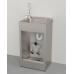 EPS1020 Hose Supply Portable Sink