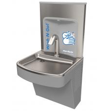 EZ Wash-N-Go! Indoor Retrofit Hand Washing Station